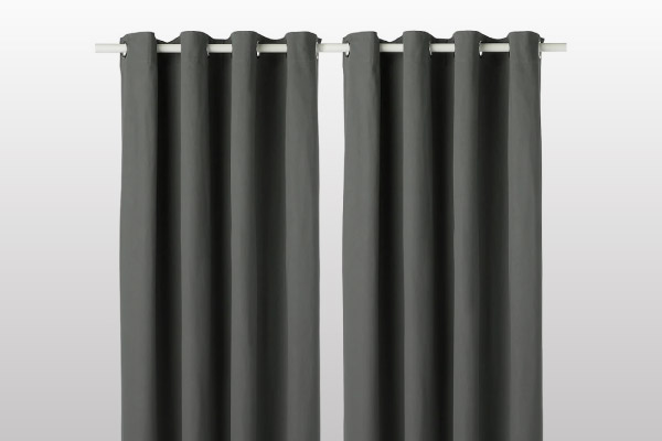 Competitor curtain
